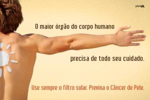 Campanha do Câncer de pele